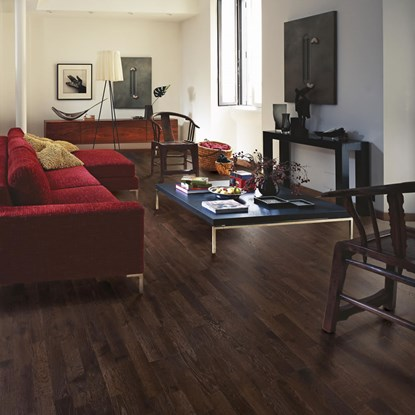 Kahrs Oak Lava Engineered Wood Flooring