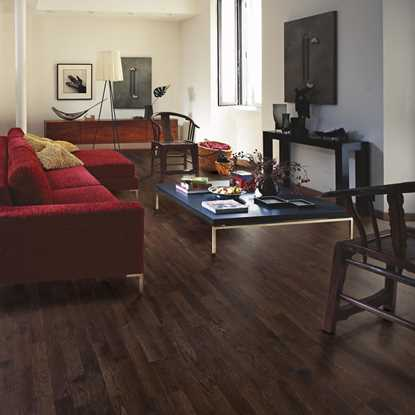 Kahrs Harmony Oak Lava Engineered Wood Flooring