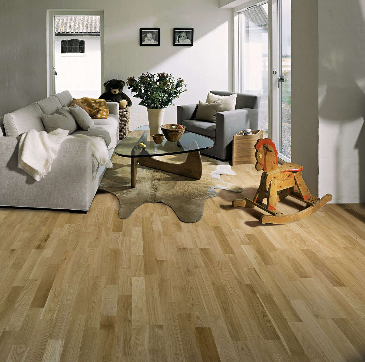 Kahrs oak lecco for Kahrs flooring