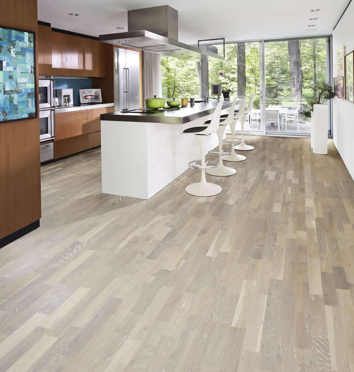 kahrs oak limestone engineered wood flooring - Kahrs Flooring