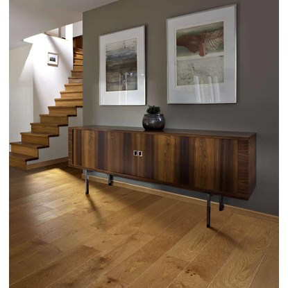 Kahrs Oak Nouveau Bronze Engineered Wood Flooring
