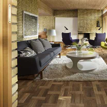 Kahrs Oak Palazzo Fumo Engineered Wood Flooring