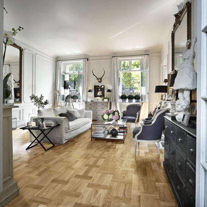 Kahrs European Renaissance Parquet Wood Floor Collection