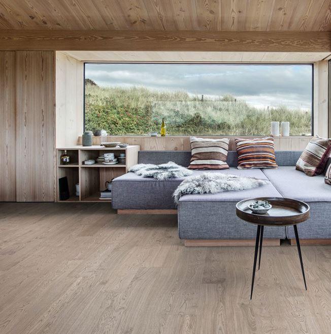 Kahrs Lux Oak Shore Engineered Wood Flooring