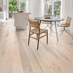 Kahrs Lux Oak Sky Engineered Wood Flooring