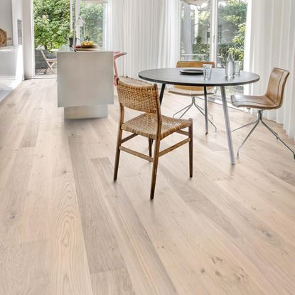 Kahrs Lux Oak Sky Engineered Wood Flooring