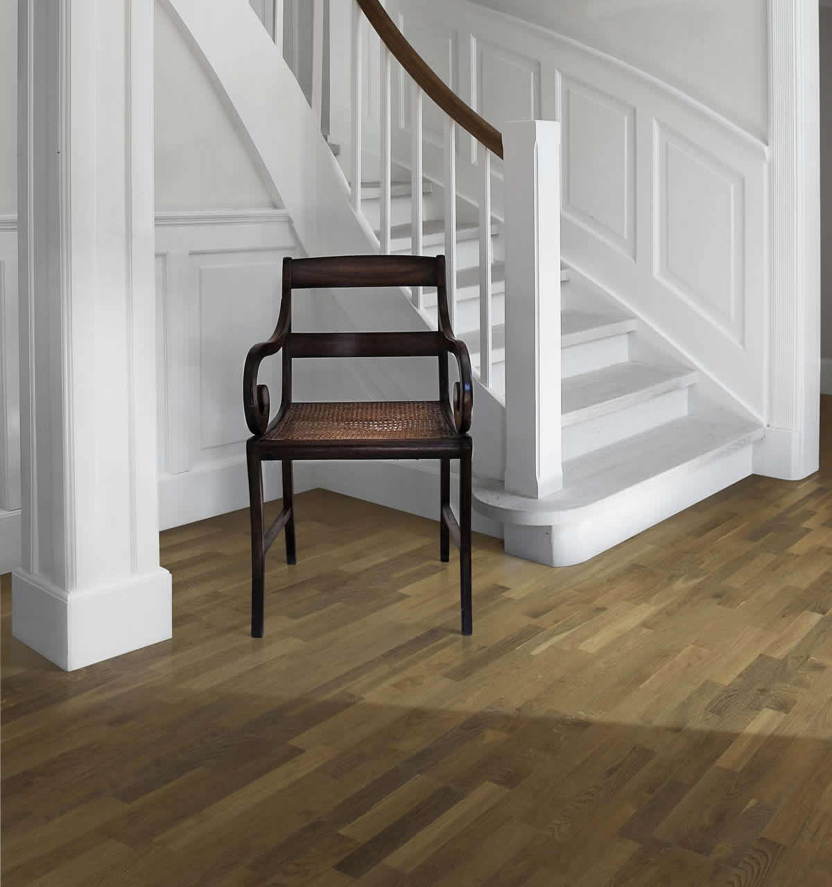 Kahrs Artisan Oak Smoke Engineered Wood Flooring