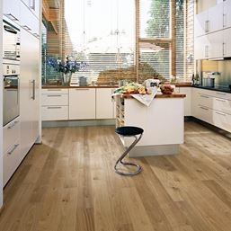 Kahrs Lux Oak Sun Engineered Wood Flooring
