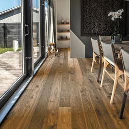 Kahrs Lux Oak Terra Engineered Wood Flooring