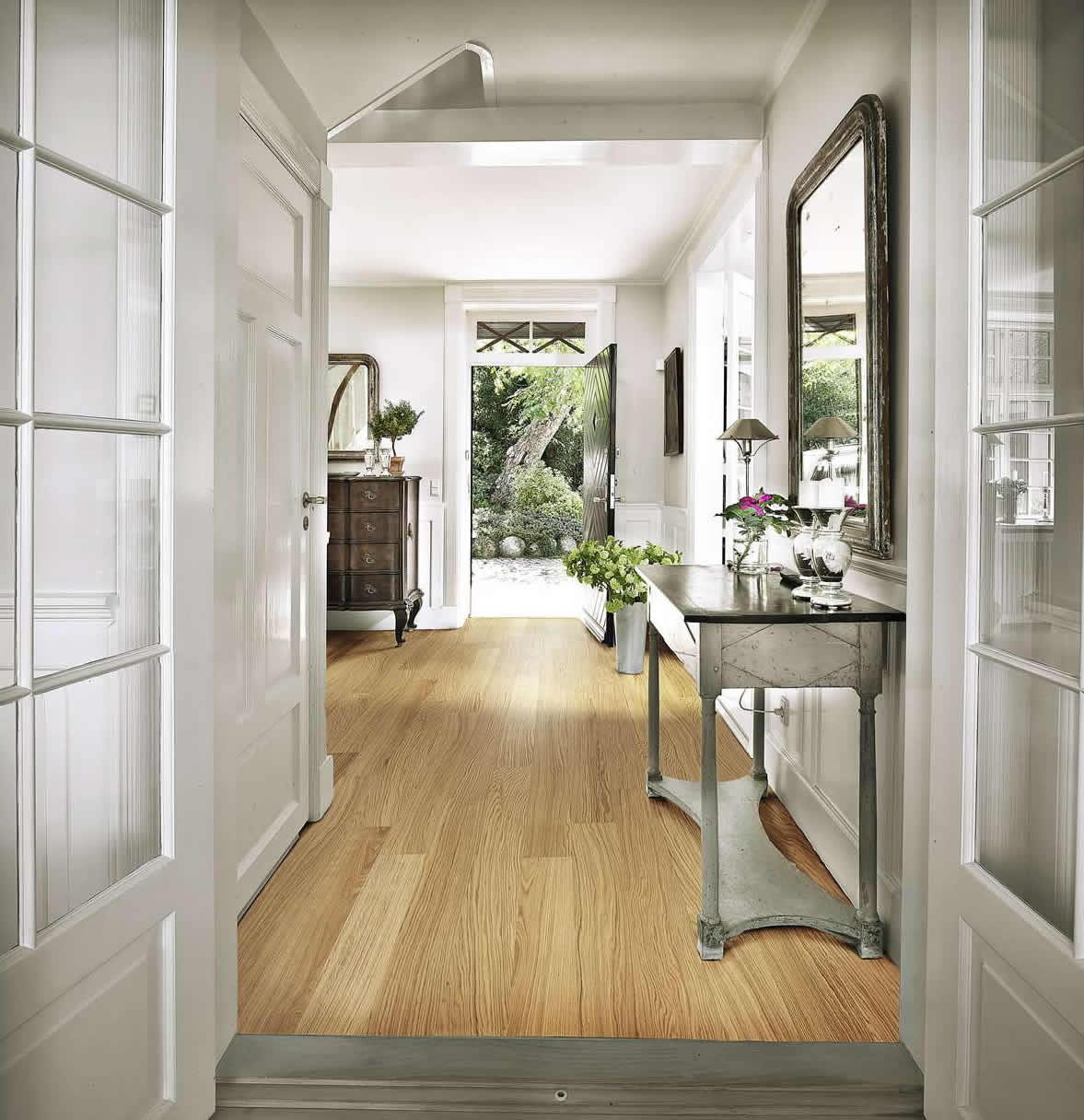Kahrs linnea oak tower for Idee amenagement interieur maison