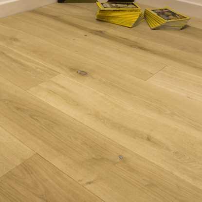 Natura Oak Ironbark Treasures Engineered Wood Flooring