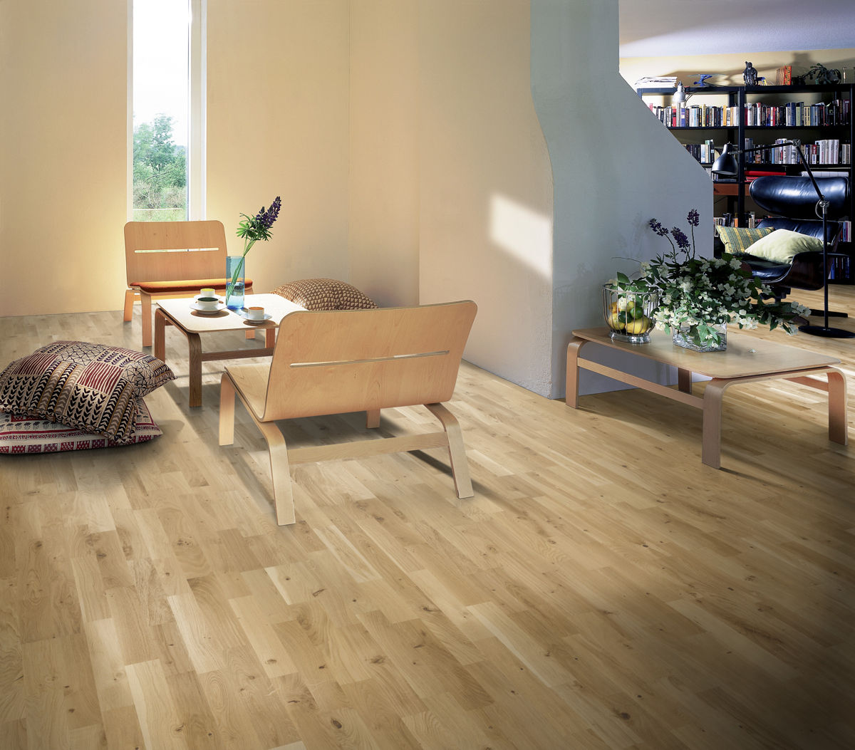 Kahrs Oak Trento Engineered Wood Flooring - Oak Trento Engineered Wood Flooring