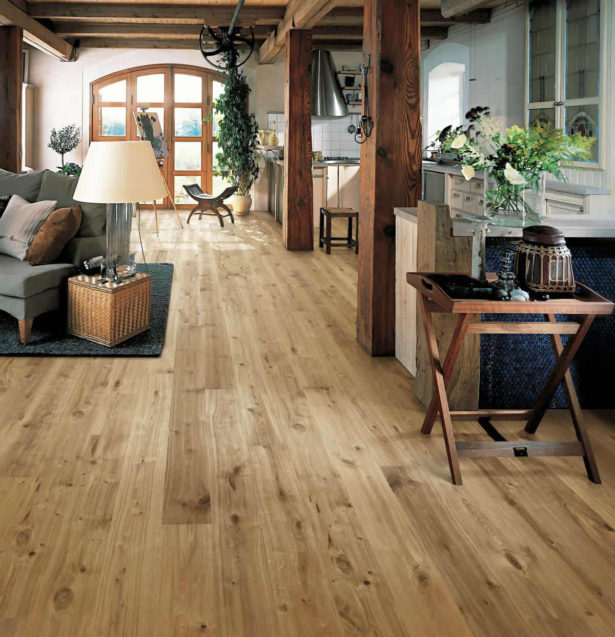 Kahrs oak vedbo for Kahrs flooring