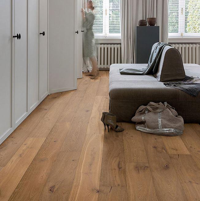 Quickstep Palazzo Cinnamon Oak Extra Matt PAL3096S Engineered Wood Flooring