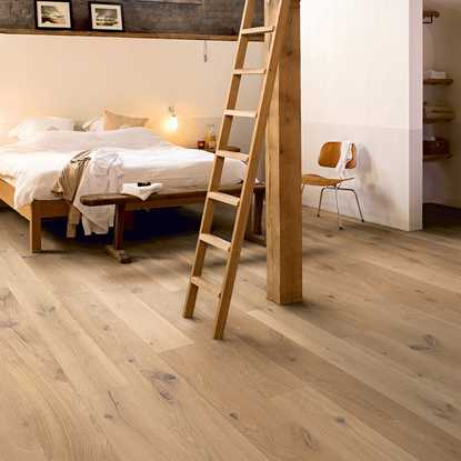 Quickstep Palazzo Country Raw Oak Extra Matt PAL3097S Engineered Wood Flooring