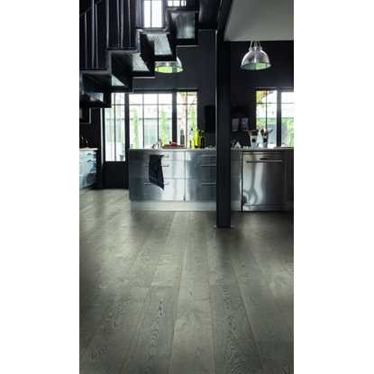 Quickstep Palazzo Concrete Oak Oiled PAL3795S Engineered Wood Flooring