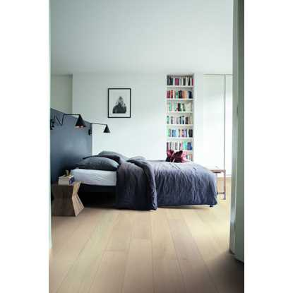 Quickstep Palazzo Snow White Oak Extra Matt PAL3884S Engineered Wood Flooring