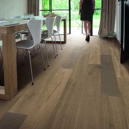 Quickstep Palazzo Latte Oak Oiled PAL3885S Engineered Wood Flooring