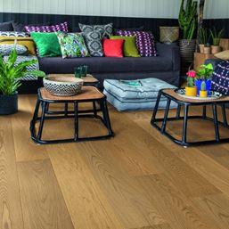 Quickstep Palazzo Ginger Bread Oak Extra Matt PAL3888S Engineered Wood Flooring
