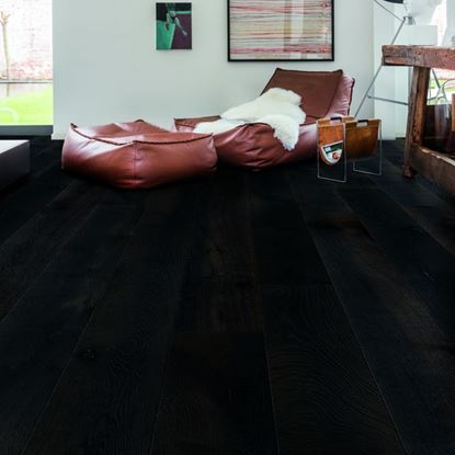 Quickstep Palazzo Midnight Oak Oiled PAL3889S Engineered Wood Flooring