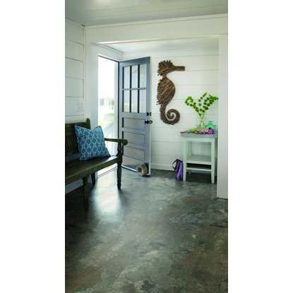 TLC Loc Oyster Slate 5746 Vinyl Flooring