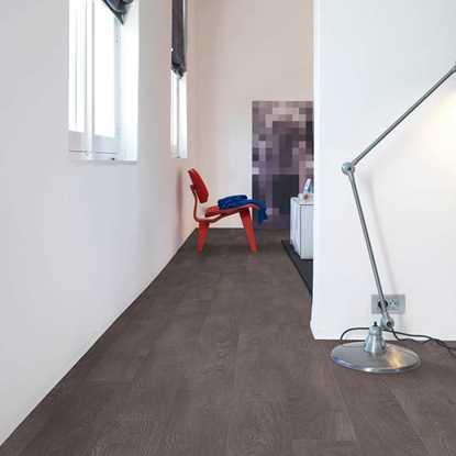 Quickstep Classic Hydro Old Oak Grey CLM1382 Laminate Flooring