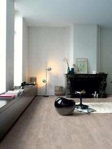 Quickstep Classic Old Oak Light Grey QSM040 Laminate Flooring