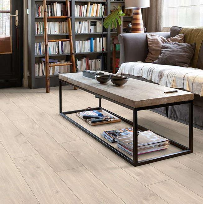 Quickstep Classic Havanna Oak Natural CLM1655 Laminate Flooring