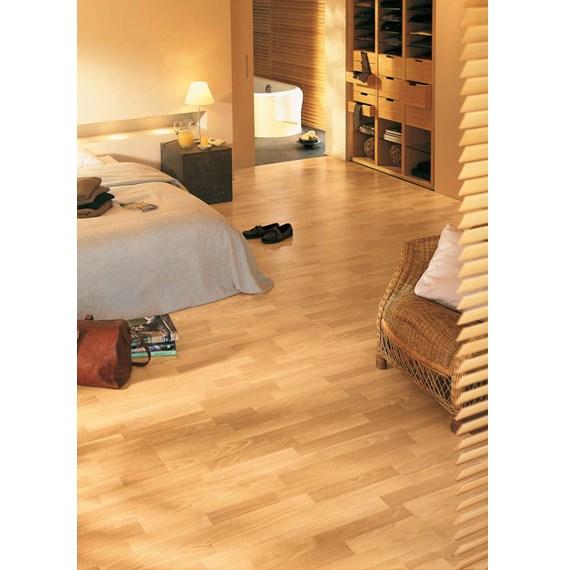 Quickstep classic enhanced beech cl1016 laminate flooring for Cheap quick step laminate flooring uk
