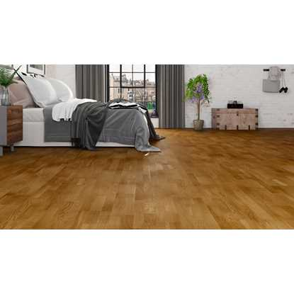 Natura Oak Queens Engineered Wood Flooring
