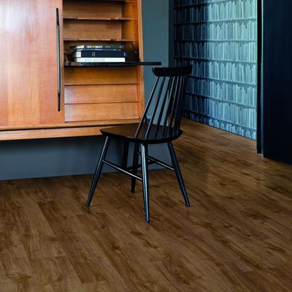Quickstep Alpha Autumn Oak Brown Vinyl Flooring