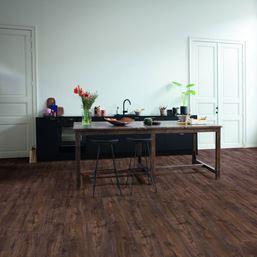 Quickstep Alpha Autumn Oak Chocolate Vinyl Flooring