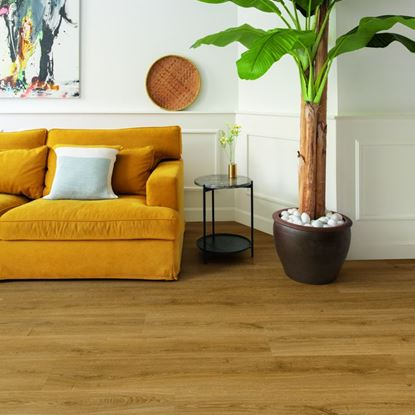 Quickstep Alpha Botanic Smoked Oak Vinyl Flooring