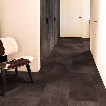 Quickstep Alpha Cinnamon Rock Vinyl Flooring