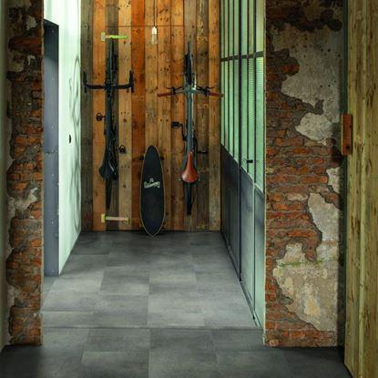 Quickstep Alpha Concrete Rock Vinyl Flooring