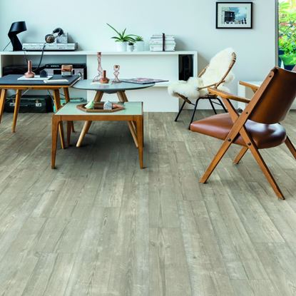 Quickstep Alpha Morning Mist Pine Vinyl Flooring