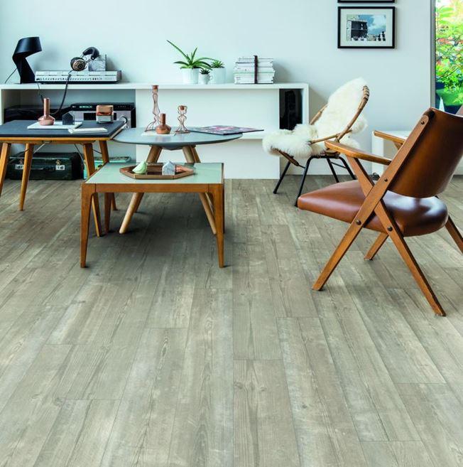 Quickstep Alpha Morning Mist Pine Vinyl Flooring