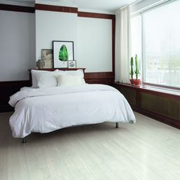 Quickstep Alpha Snow Pine Vinyl Flooring