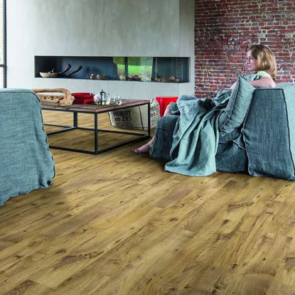 Quickstep Alpha Vintage Chestnut Natural Vinyl Flooring
