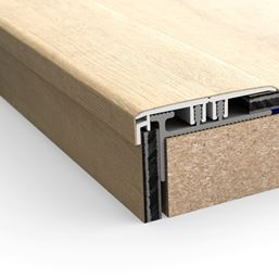 Quickstep LVT Incizo Stair Base