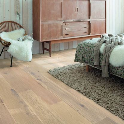 Quickstep Palazzo Almond White Oak PAL3014S Engineered Wood Flooring