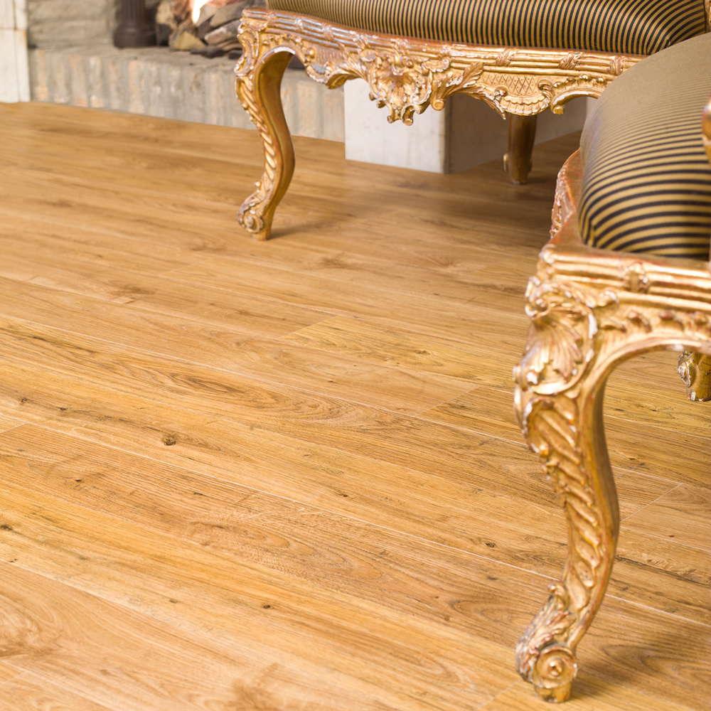 Quickstep Rustic White Oak Natural Ric1498 Laminate Flooring
