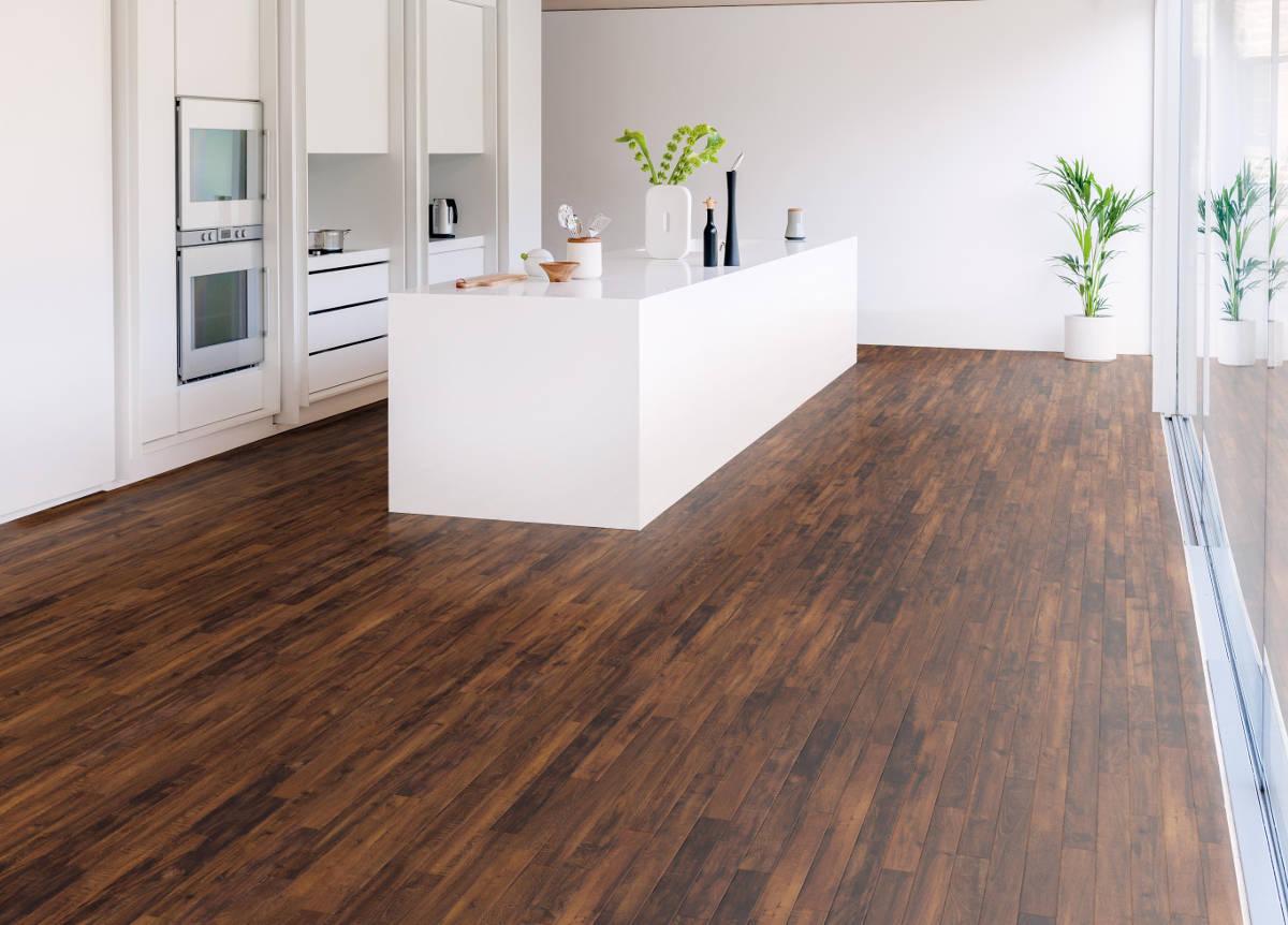 Karndean da vinci double smoked acacia rp105 vinyl flooring for Modern floors
