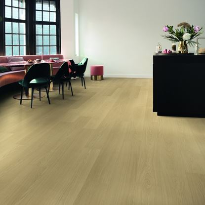 Quickstep Signature Beige Varnished Oak SIG4750 Laminate Flooring