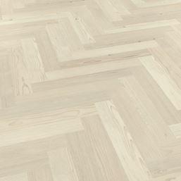 Karndean Knight Tile Washed Scandi Pine SM-KP132 Parquet Vinyl Flooring
