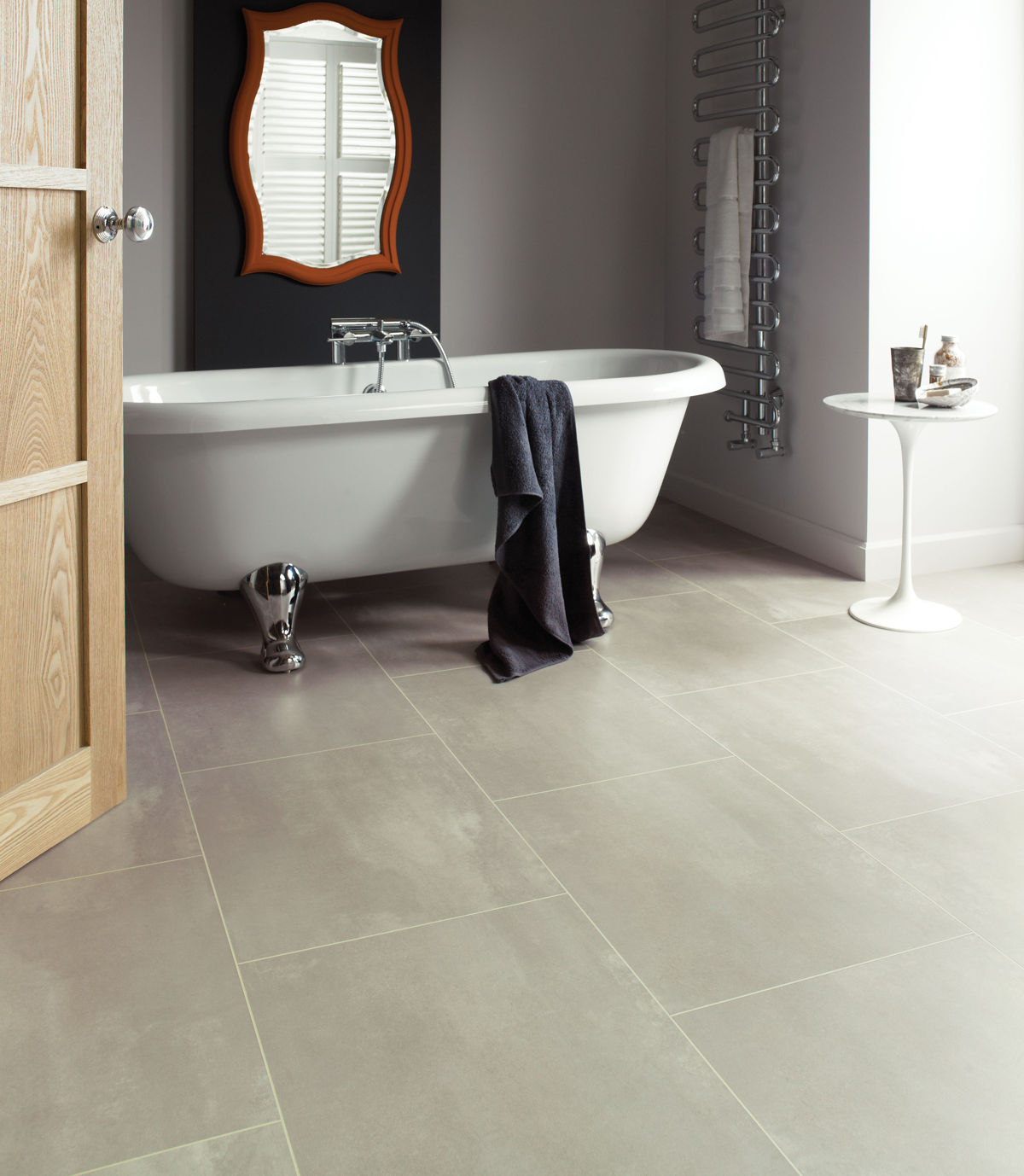 Laying Vinyl Tiles In Bathroom: Karndean Opus Mico SP211 Vinyl Flooring