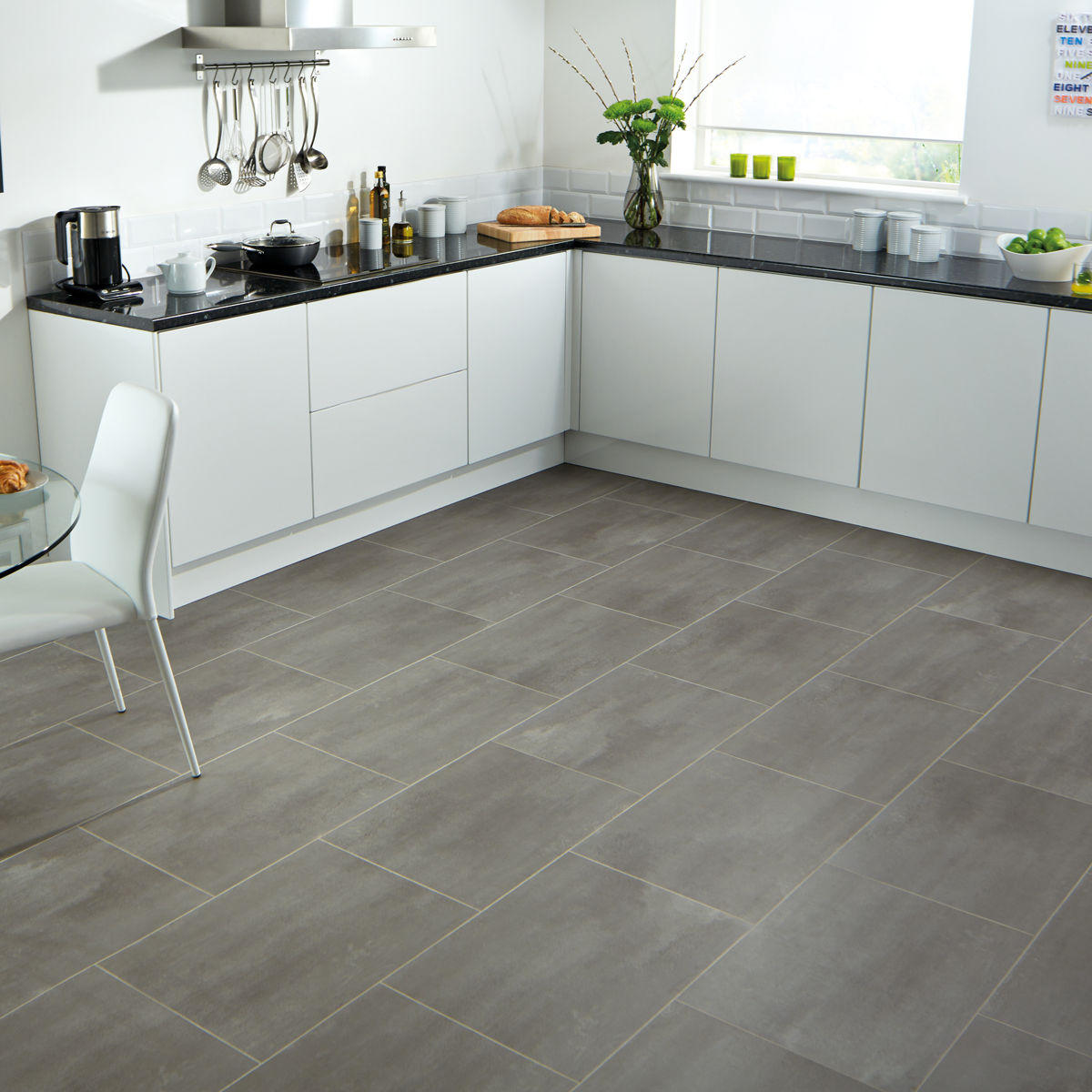 Karndean opus urbus sp213 vinyl flooring for Vinyl tiles for kitchen
