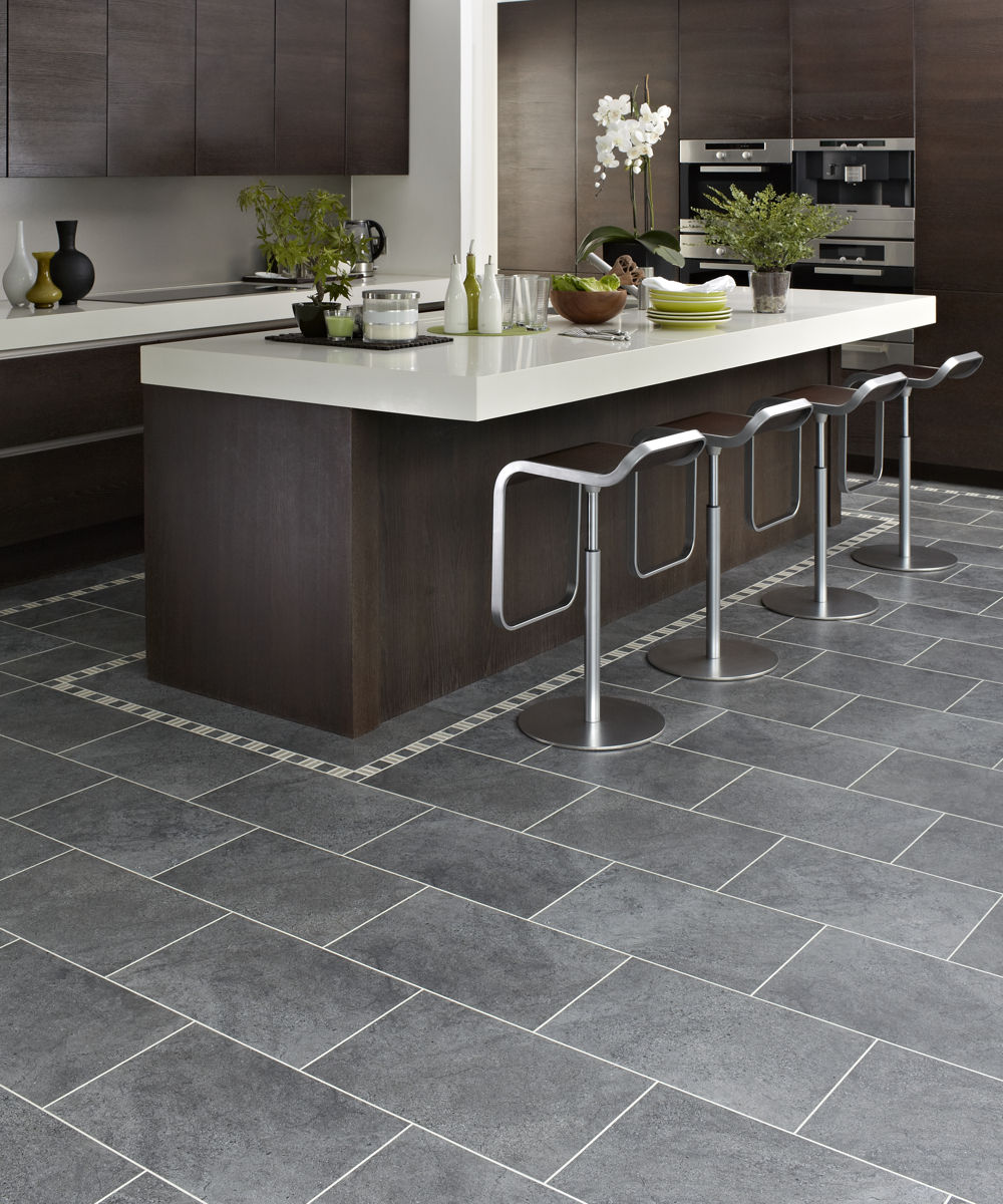 karndean knight tile cumbrian stone st14 vinyl flooring. Black Bedroom Furniture Sets. Home Design Ideas