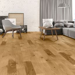 Natura Oak Santa Monica Engineered Wood Flooring