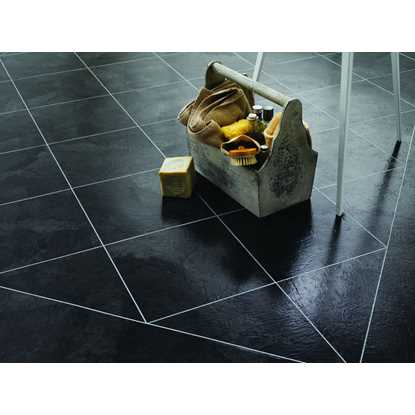 Karndean Knight Tile Onyx